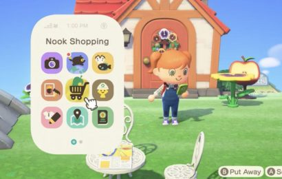 Animal Crossing: New Horizons – How To Turn Your Phone Into An IRL Nookphone