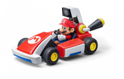 Mario Kart Live: Home Circuit Puts AR Racing In Your Home