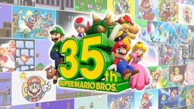 Super Mario's 35th Anniversary Celebration Will Spill Into Other Nintendo Games