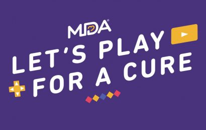 Muscular Dystrophy Association's Let's Play For A Cure targets gamers