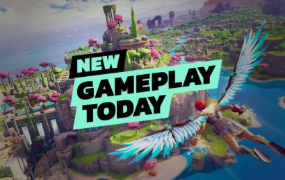 New Gameplay Today – Immortals Fenyx Rising