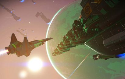 No Man's Sky's next big update is called Origins and it's coming out next week
