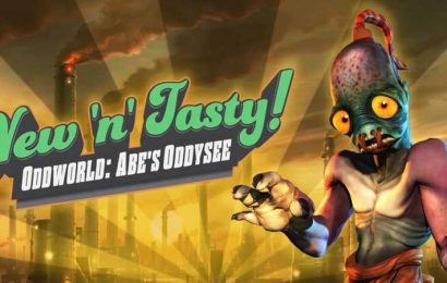 Oddworld: New 'N' Tasty Is Coming To Switch On October 27