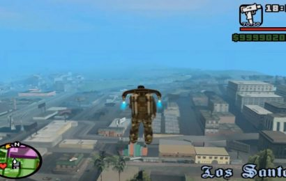 LA Goes Full GTA As Pilots Spot A Man Flying A Jetpack At 3,000ft