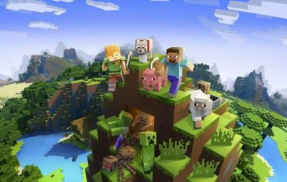 Minecraft Adds VR Support on PS4