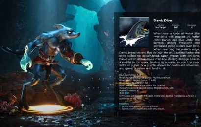Dota 2 New Hero – Danko The Dolphin – Is A Good Fake