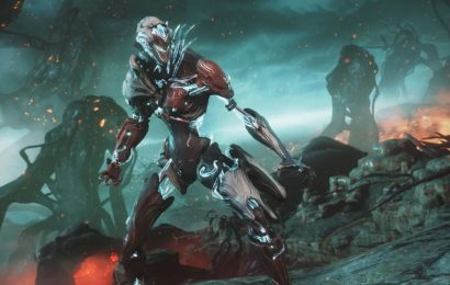 Warframe Is Getting A 6.5GB Update To Make The File Size 6.6GB Smaller