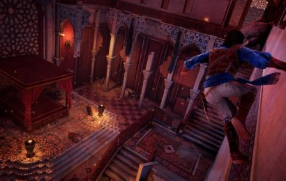 Ubisoft Remakes Prince Of Persia: The Sands Of Time
