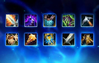 Riot previews all 22 Mythic items debuting in League's 2021 preseason