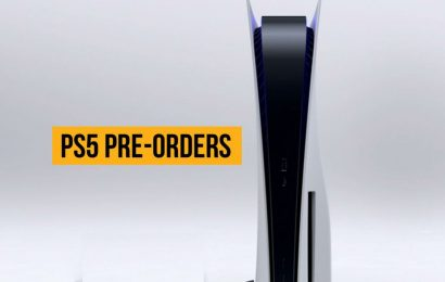 GameStop Ireland Warns Customers Not To Expect Pre-Ordered PS5s Until 2021