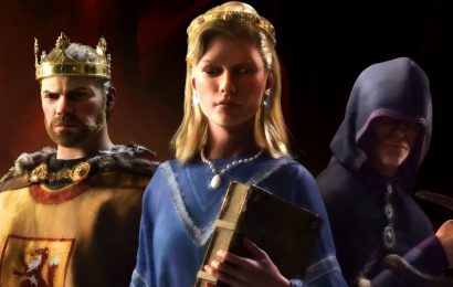 Crusader Kings 3 lets you upend the sexual and religious norms of the feudal world