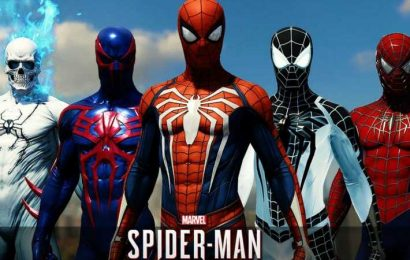 Spider-Man Remaster Will Include Three New Suits And More Trophies