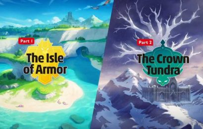 Pokemon Sword And Shield's The Crown Tundra DLC Launches October, Adds Legendary 'Mon