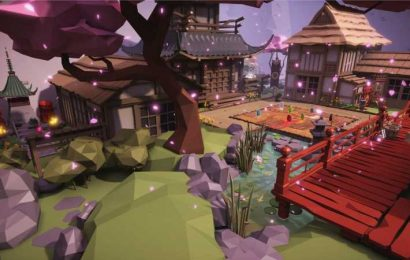 Charming Digital Board Game Tsuro Comes To Oculus Quest