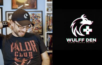 Will Wulff Steps Away From Wulff Den After Seven Years Of Creating Comic And Video Game Content