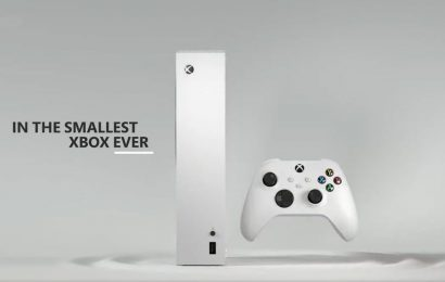 Xbox Series S Official Trailer Leaks New Details