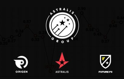 Astralis Group Reports $4.8M Loss, Sponsorship Revenues Increase by $706K