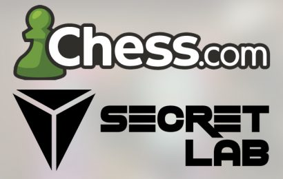 Chess.com Announces Partnership With Gaming Chair Maker Secretlab