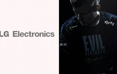 LG Electronics USA Partners With Evil Geniuses for New Web Series