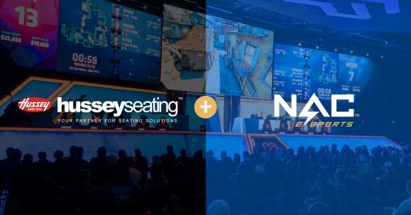 NACE finds seating partner in Hussey Seating – Esports Insider