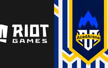 Riot Games Teams With Esports AcadArena to Develop Collegiate Esports in the Philippines