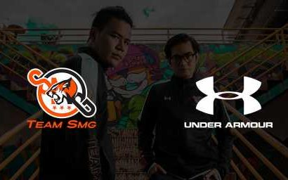 Team SMG Signs Under Armour to One-Year Exclusive Deal