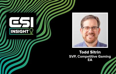 Todd Sitrin explains EA's esports approach on ESI Insight #4 – Esports Insider