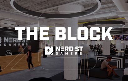 Nerd Street Gamers Announces 'The Block' Esports Campus in Philadelphia