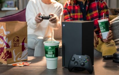 Taco Bell Is Giving Fans the Chance To Win an Xbox Series X Before It Releases