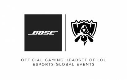 Riot Games Signs Bose as LoL Esports Global Events Partner