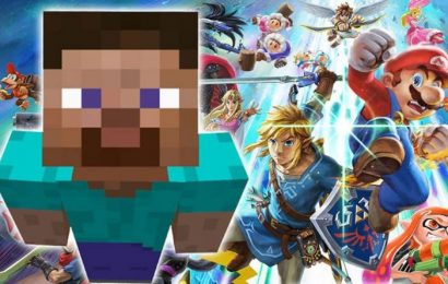 Smash Bros Fighters Pass 2: Minecraft Steve reveal hints at other DLC characters