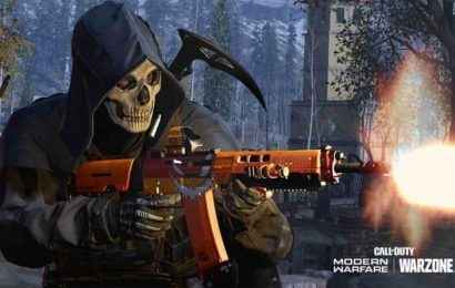 Call of Duty Modern Warfare update: Halloween event live with Warzone Zombies at Night