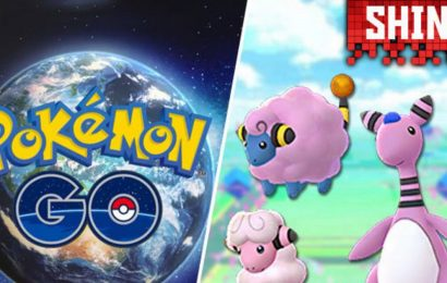 Mareep Shiny in Pokemon GO: How to catch Shiny Ampharos – September Field Research News