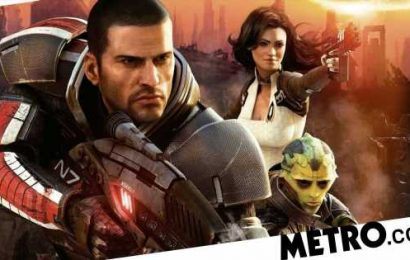 Mass Effect Legendary Edition remaster is real, age rated in South Korea