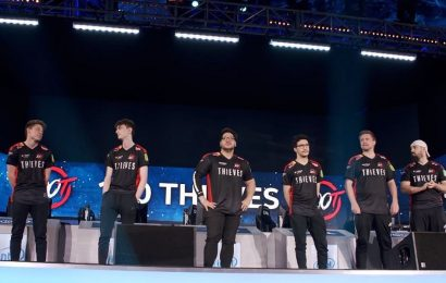 """100 Thieves exit CSGO citing """"multiple reasons"""""""
