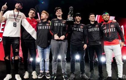"""100 Thieves To Acquire OpTic Gaming's Call of Duty League Spot Under The Name """"LA Thieves"""""""