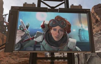 New Legend Horizon Stranded in Space in Latest Apex Legends Teaser Video