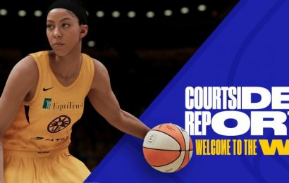WNBA MyPlayer Mode Revealed For NBA 2K21 New-Gen Consoles