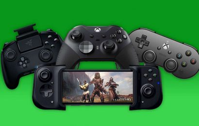 Best XCloud Controller For Xbox Cloud Gaming On Mobile
