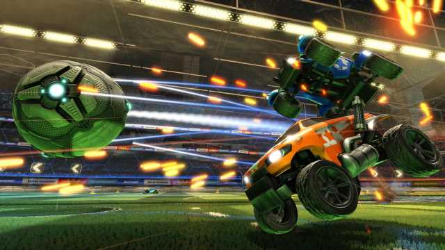 Claim Rocket League On Epic Games Store For Free, Get A $10 Coupon