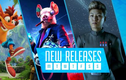 Top New Video Games Releasing On Switch, PS4, Xbox One, And PC This Month — October 2020