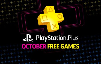 PS Plus Free Games (October 2020)
