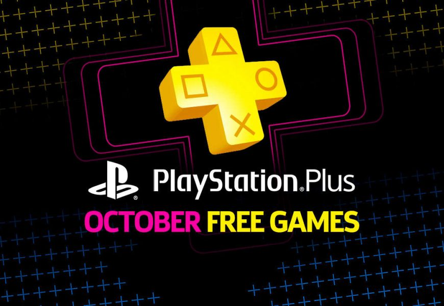 PS+ Free Games In October 2020