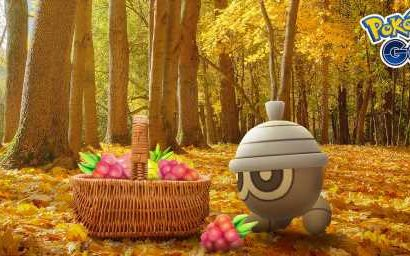 Pokemon Go Autumn Event Begins Next Week, Adds A New Gen 5 Pokemon