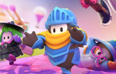 Fall Guys Is Getting A New Axe-Filled Level In Season 2
