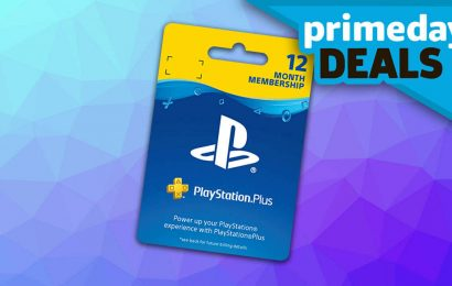 The Best PS Plus Deals On Amazon Prime Day 2020