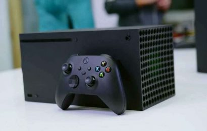 Xbox Series X Already Being Unboxed By Some People