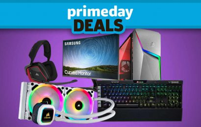 Prime Day Best PC Gaming Deals (Day 2): Keyboards And Mice From Razer And More