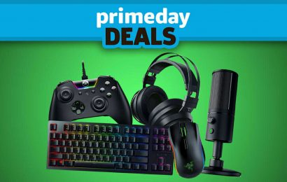 Razer Gaming Headsets, Mice, And More Discounted For Prime Day 2020