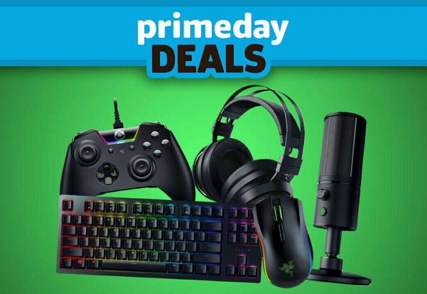 Razer Gaming Headsets, Controllers, And More Discounted For Prime Day 2020